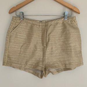 Ya Gold Shorts